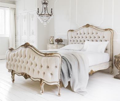 Palais   Ivory And Gold Luxury French Furniture