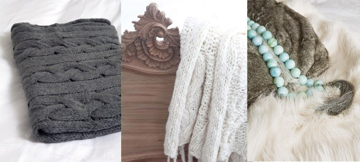Our Beautiful Range of Throws