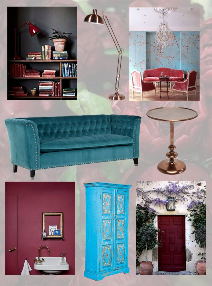 pantone 39 s colour of the year marsala the french bedroom company. Black Bedroom Furniture Sets. Home Design Ideas