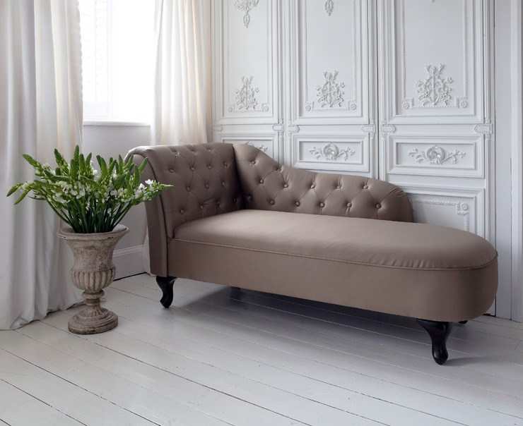 Satin Indulge Chaise Longue