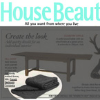 HOUSE BEAUTIFUL Sep 2012