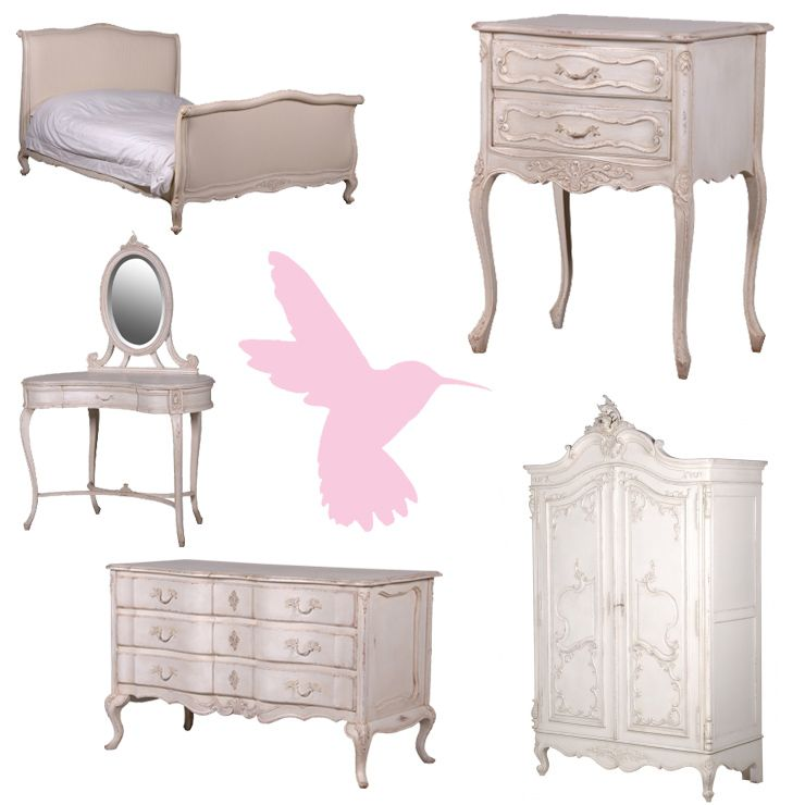 The Delphine Collection Of French Furniture