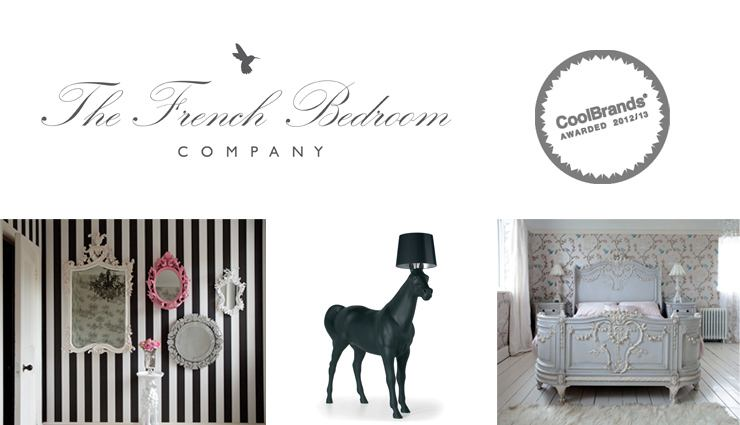 The French Bedroom Company wins a Cool Brand