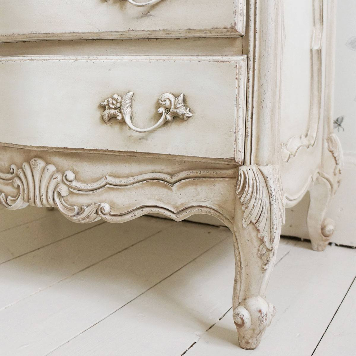 Shabby chic white furniture viewing gallery - White shabby chic furniture ...