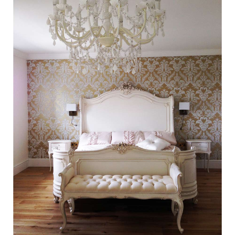 Provencal Bonaparte French Bed, French Bedroom Company