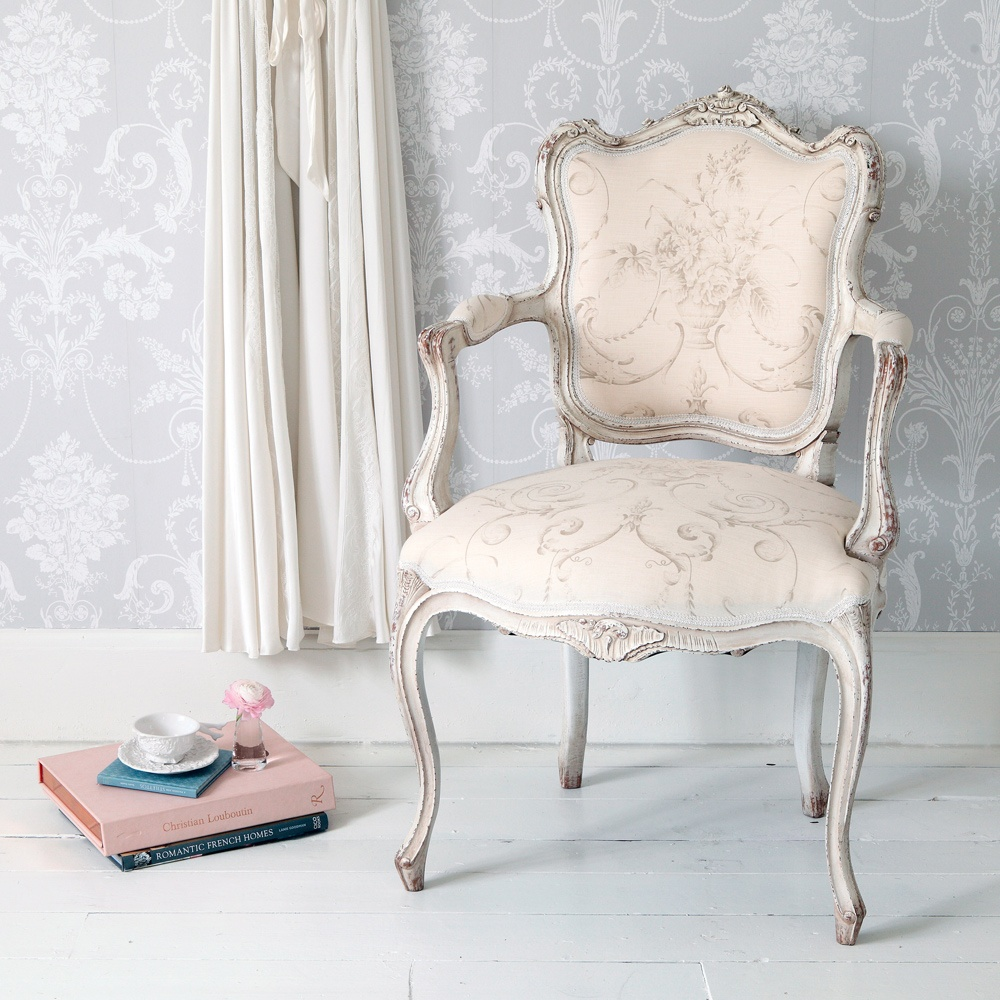 French Carved Chairs and Armchairs | French Bedroom Company