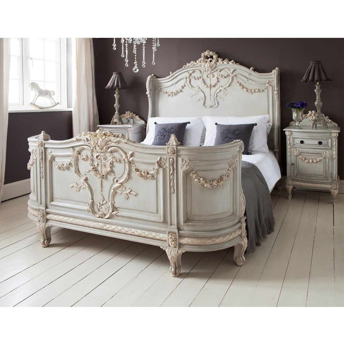 Bonaparte French Bed French Bedroom Company