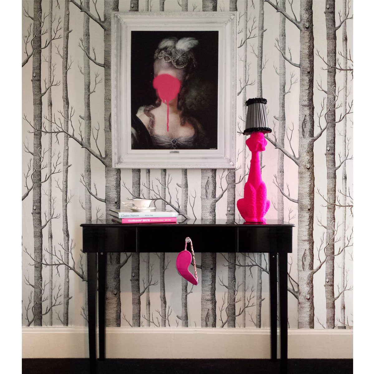 defaced duchess the gift list rugs and accessories french bedroom company. Black Bedroom Furniture Sets. Home Design Ideas