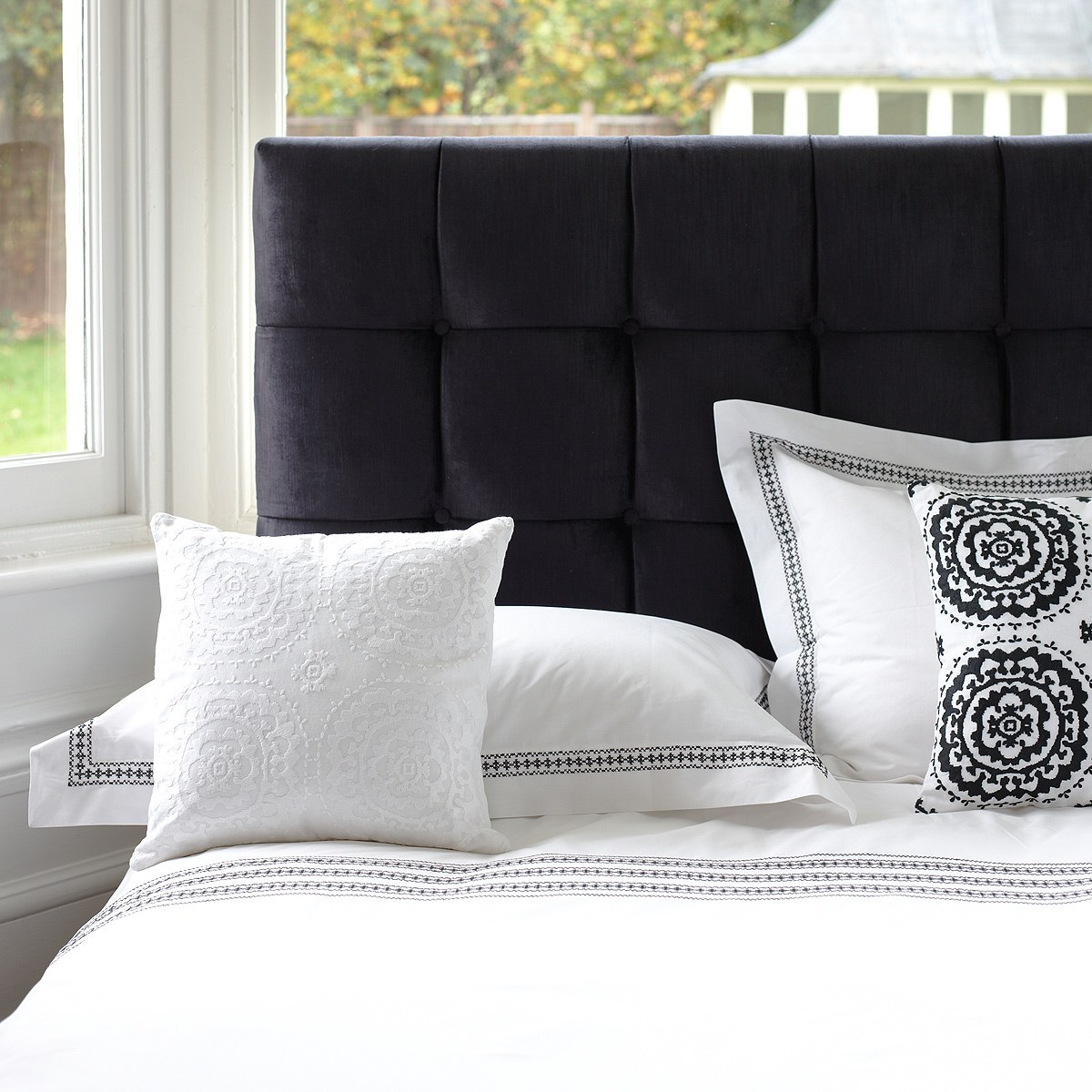 Luxury Bed Linen, Sheets And Pillowcases