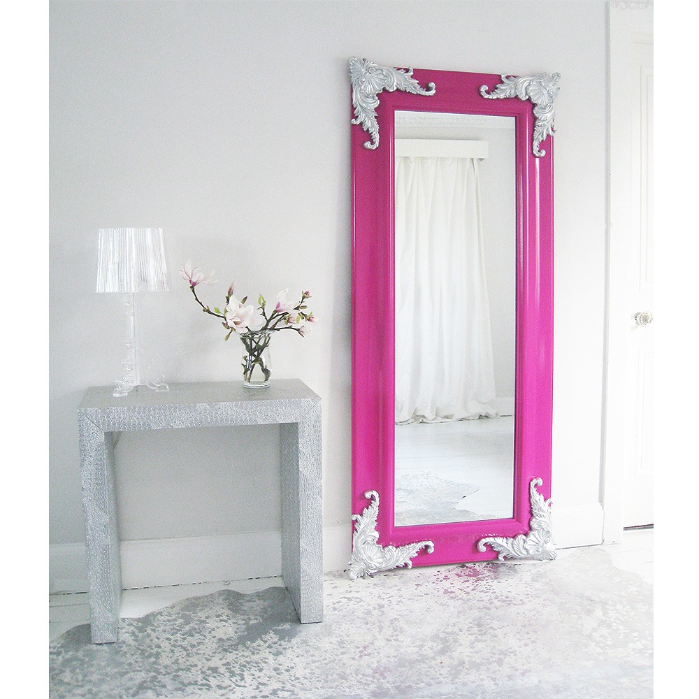 French full length floor mirrors french bedroom company for Espejo cuerpo entero vintage