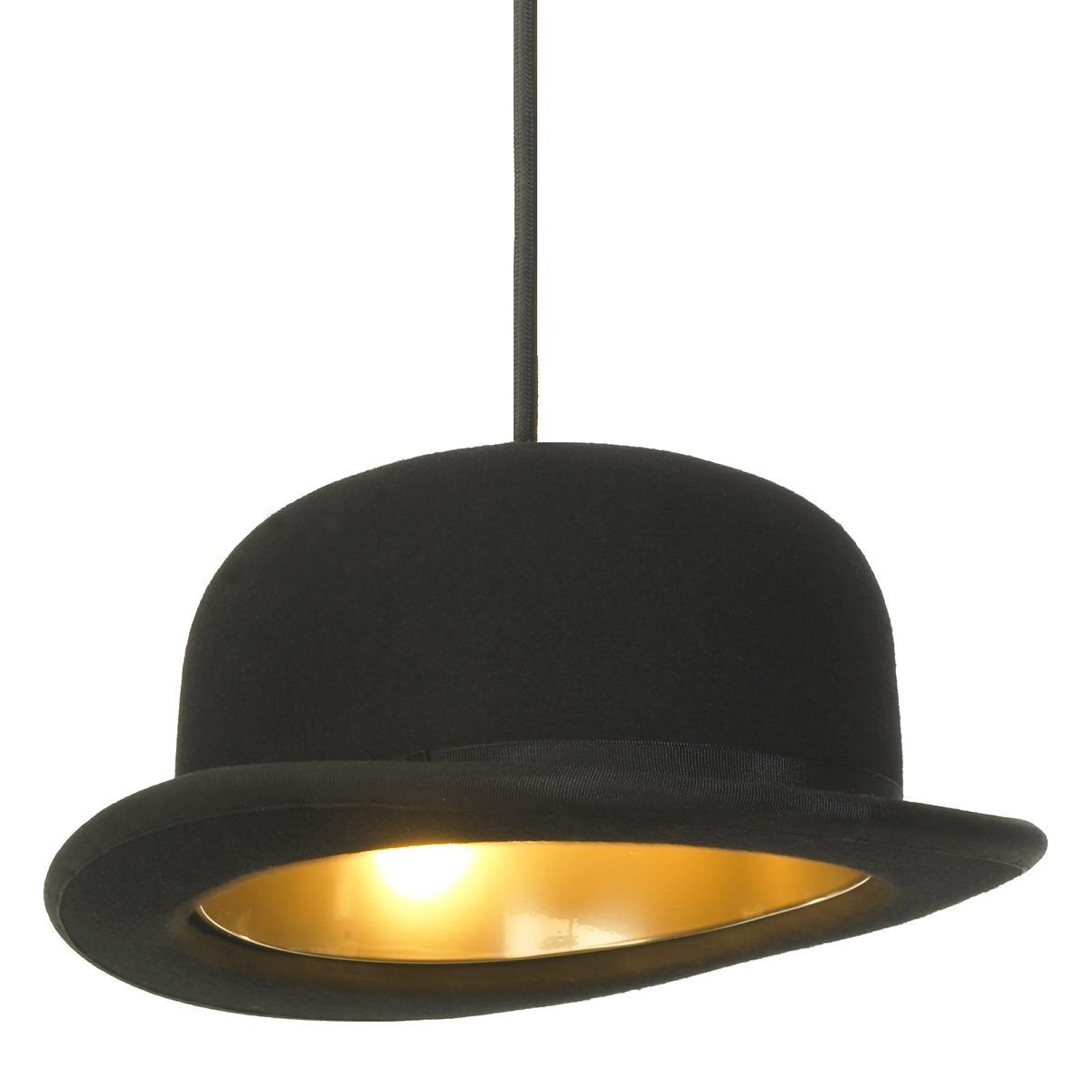 Jeeves Bowler Hat Pendant Light J Phipps French Bedroom