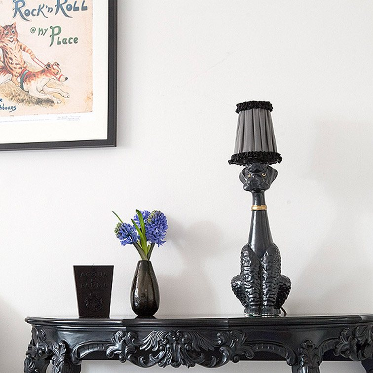 Bedroom Lamps Black: Beautiful Table Lamps Side Light