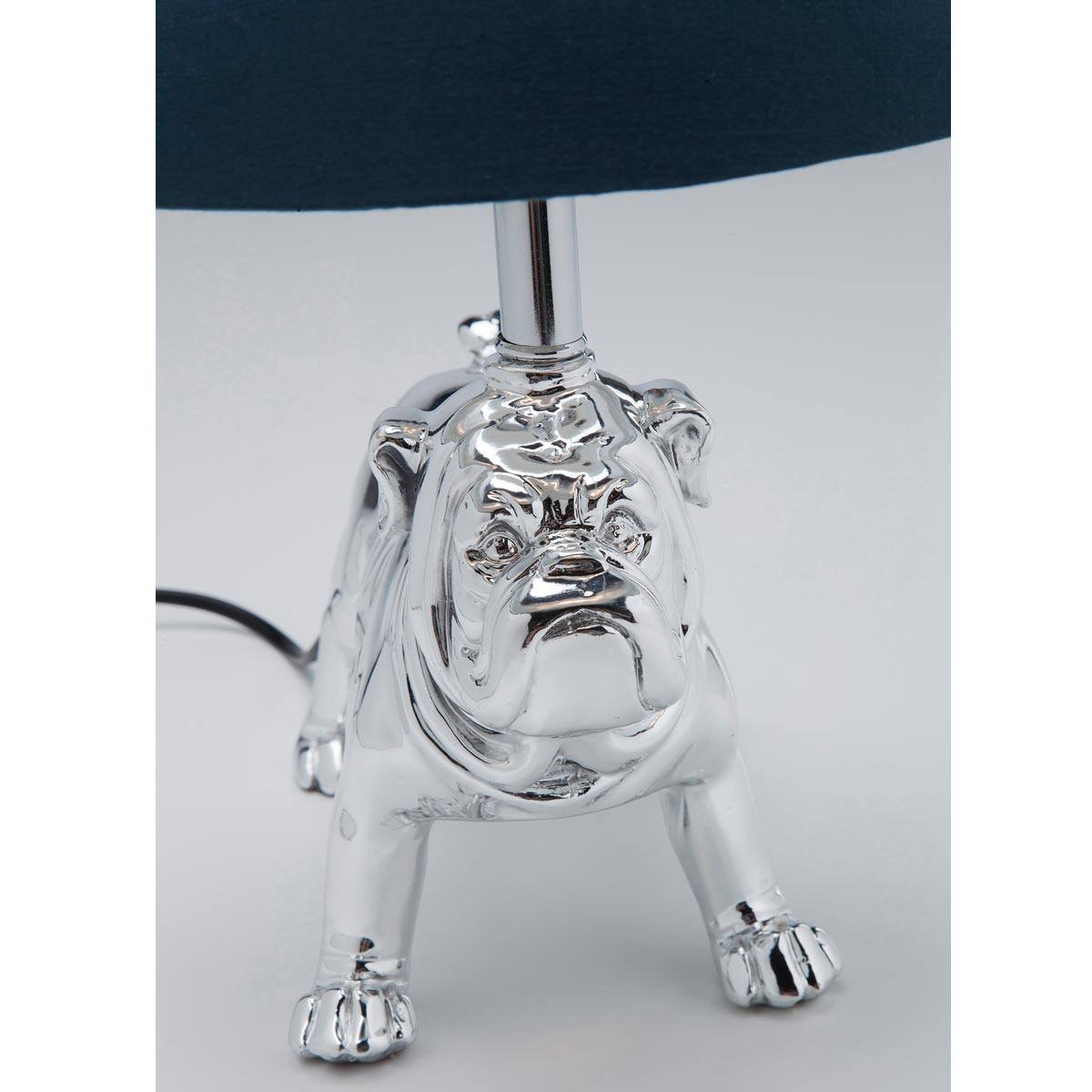 New Polished Bouledogue Table Lamp Table Lamps
