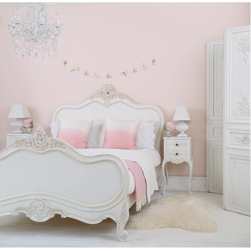princess crystal glass french chandelier french bedroom company. Black Bedroom Furniture Sets. Home Design Ideas