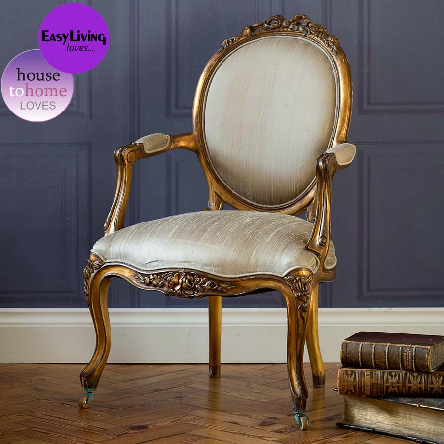 Versailles Mummy Gold Chair Versailles Our Collections French Bedroom Company
