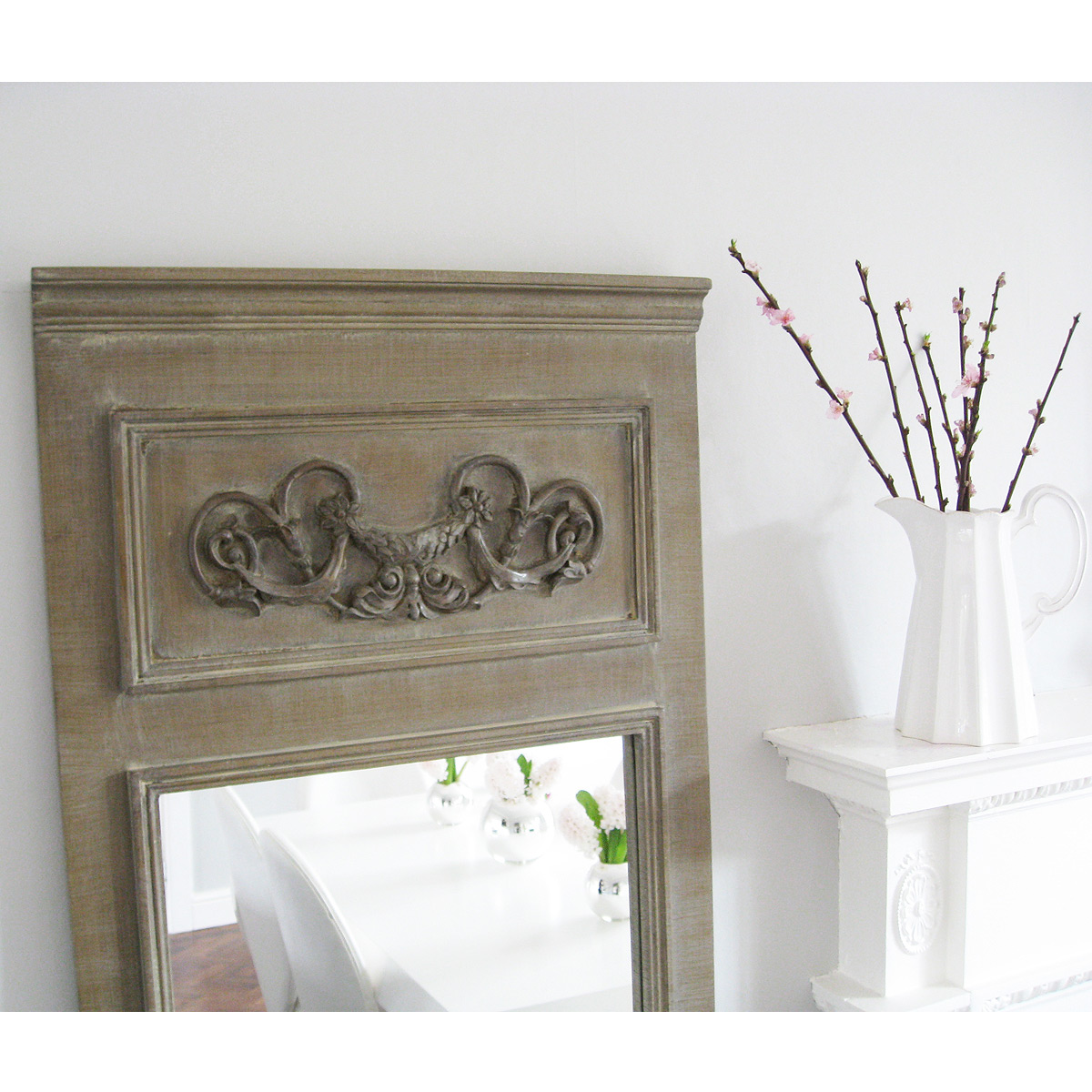 Full Length Mirror | French Dressing Mirrors | French ...