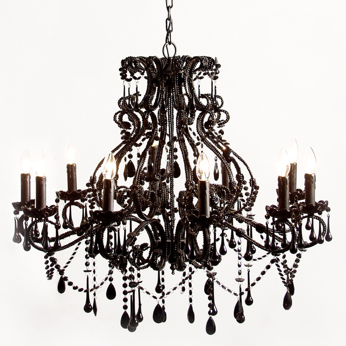 sassy boo black french chandelier french bedroom company