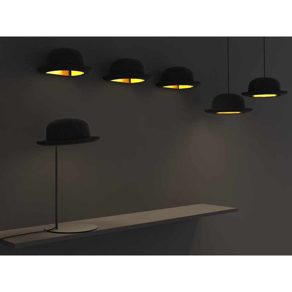 Top Bowler Hat Wall Light 1024 x 1024 · 56 kB · jpeg