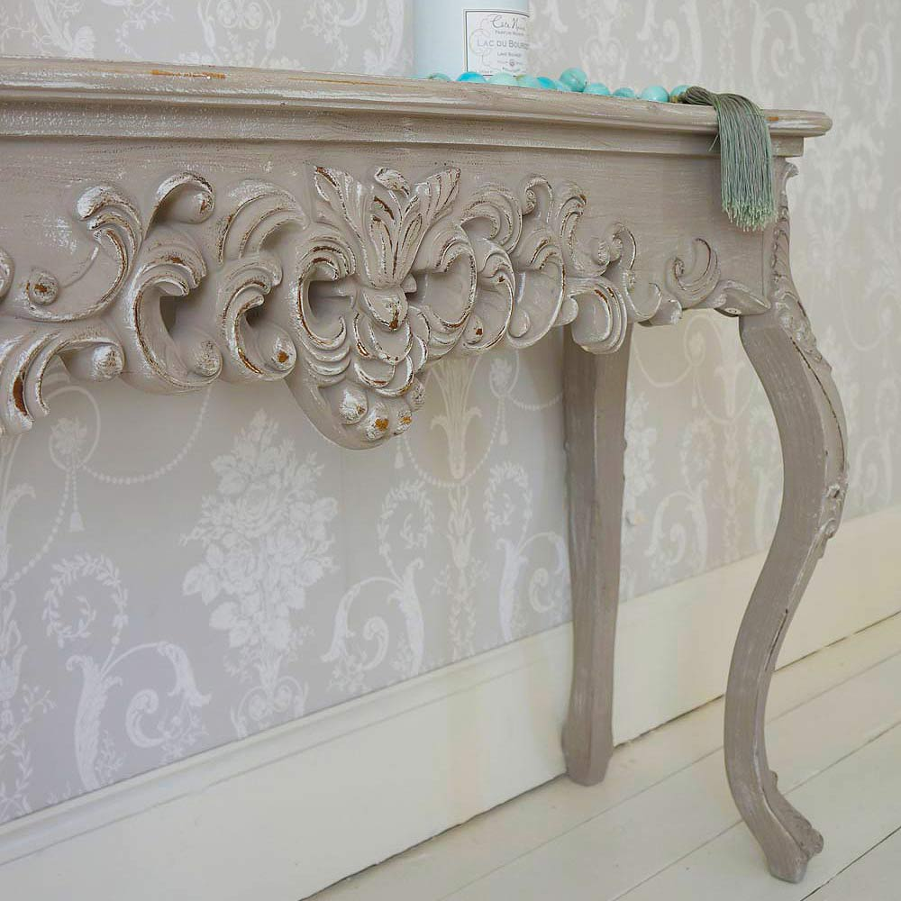 Grace Shabby Chic Console Table French Bedroom Company