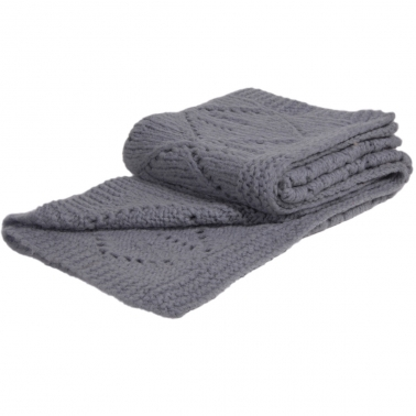 Emily Knitted Throw