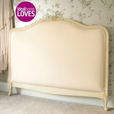 Parisian Upholstered Headboard