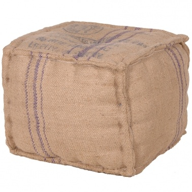 Traveller's Return Pouffe