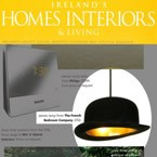 IRELAND'S HOMES INTERIORS & LIVING Aug 2010