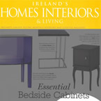 IRELAND'S HOMES INTERIORS & LIVING Feb 2011