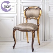 Versailles Baby Gold Chair