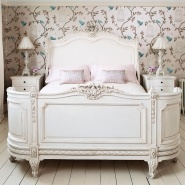 Provencal Bonaparte French Bed