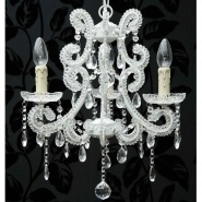 Christalle Glass Chandelier