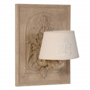 Stately Wall Light