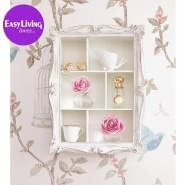 Arthouse Cluster Shelves in White