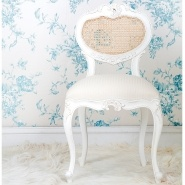 Provencal Heart Chair