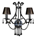 Von Teese Wall Sconce (Pair, Ex-Display)