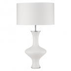 Balance White Table Lamp