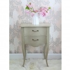 Normandy 2-Drawer Bedside Table