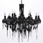 Hot Kroon Black Chandelier