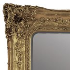 Large Genevieve French Mirror (Image 2)