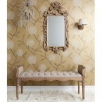 Frou Frou Glass Chandelier (Image 2) by The French Bedroom Company