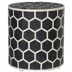 Hexagon Hive Side Table