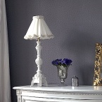 Can-Cannes Table Lamp in Ivory
