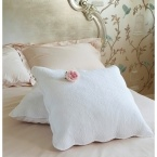 Colette Ice Quilted Cushion