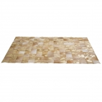 Midas Touch Hide Giant Patchwork Rug (Image 3)
