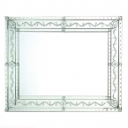 Venetian Overmantle Mirror