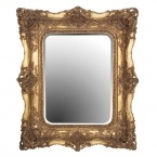 Genevieve Gold Mirror