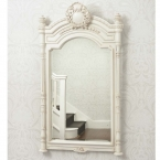 Provencal Column Wall Mirror