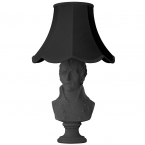 Waterloo Table Lamp in Black