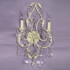 Romantica Cream Wall Light