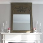 Burnished Beauty French Mirror